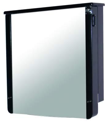 Vägghängt skötbord med spegel - Robust